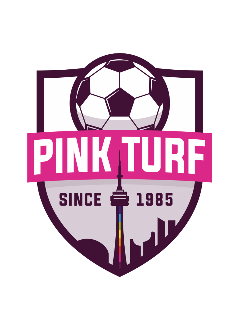 Pink Turf Soccer